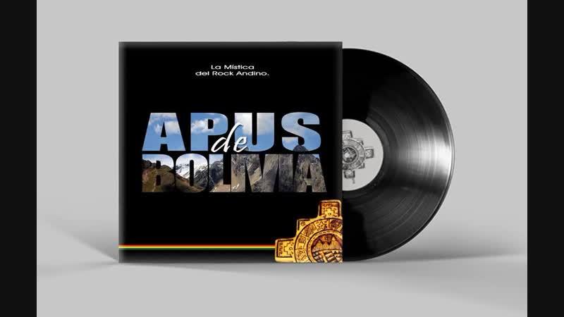 GRAN DIOSA PACHAMAMA - APUS DE BOLIVIA