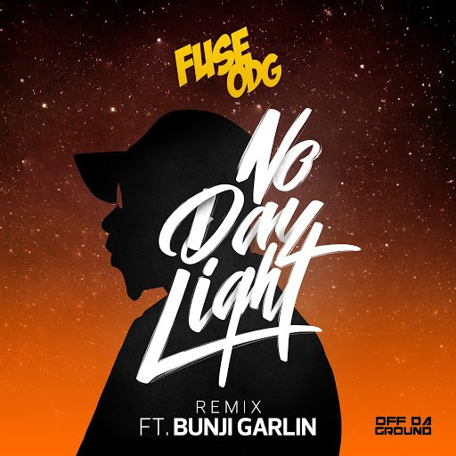 Fuse ODG альбом No Daylight (Remix)