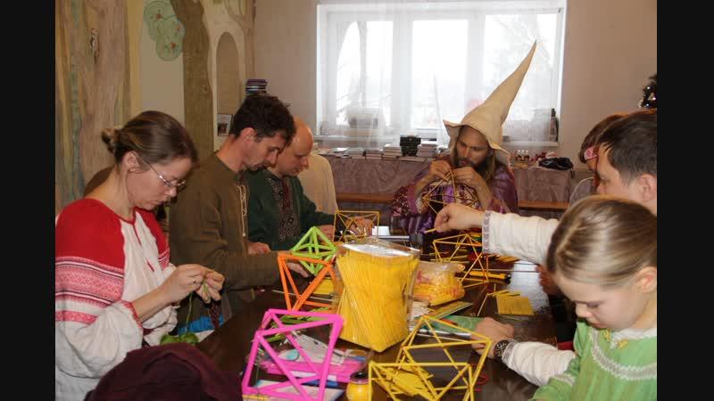 Создай свой Терем Пирамиды в славянском доме Древняя Традиция