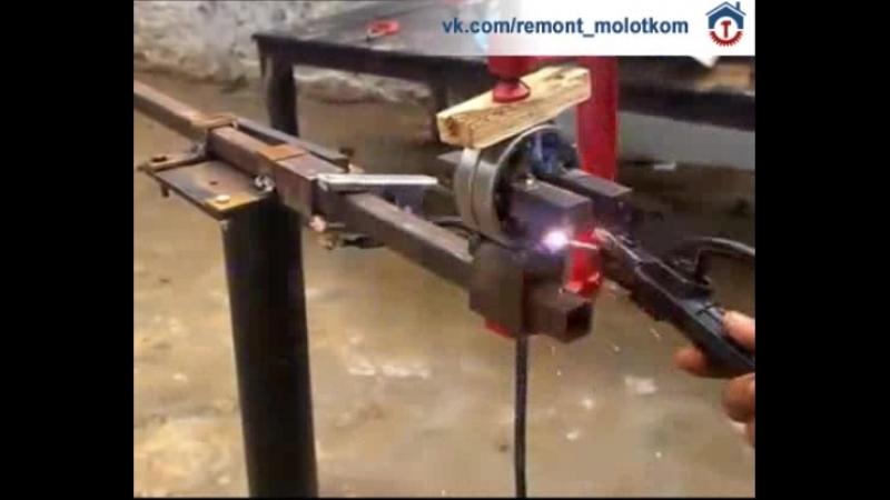 Самодельные приспособления для художественной ковки металла 😊👍