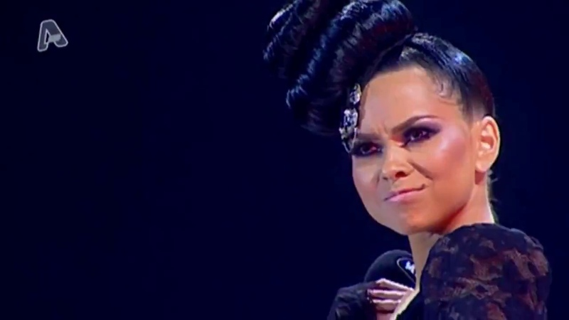 Inna - Hot Live Mad Video Music Awards 2010