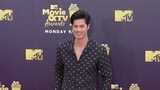 Ross Butler at the 2018 MTV Movie And TV Awards at Barker Hangar in Santa Monica