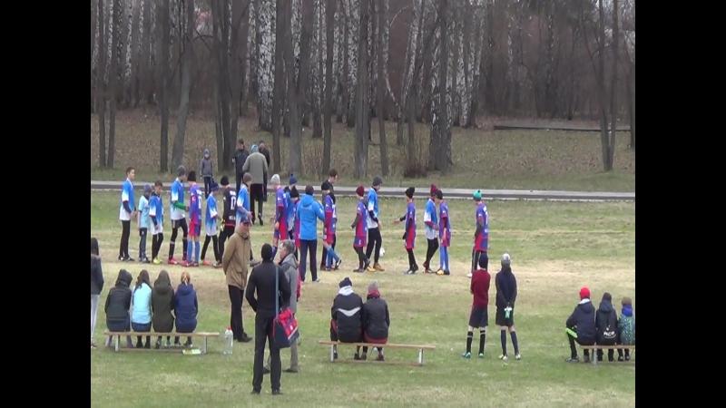 Знаменское 3-0 Большие Уки 2003-2004 г.р (1 тайм)
