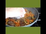 ПЛОВ из баранины и нута, отличный рецепт.Узбекская кухня.? ? ?