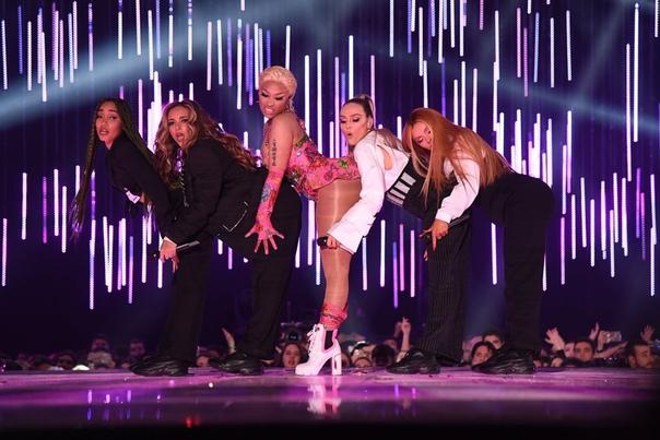 Ники Минаж и Little Mix Кортни КардашьянКендалл Дженнер