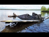 The Amazing Discovery of an Aircraft Luftwaffe Bf 109 - German WWII Plane found in the lake