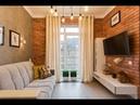 Дизайн однокомнатной квартиры 40 кв.м в стиле лофт