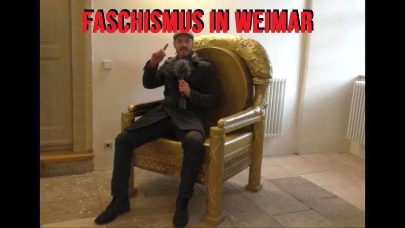 Faschismus in Weimar