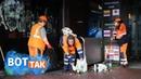 Москва хорошеет а свалки со столичным мусором на севере переполняются