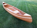 Cedar Strip Canoe Project