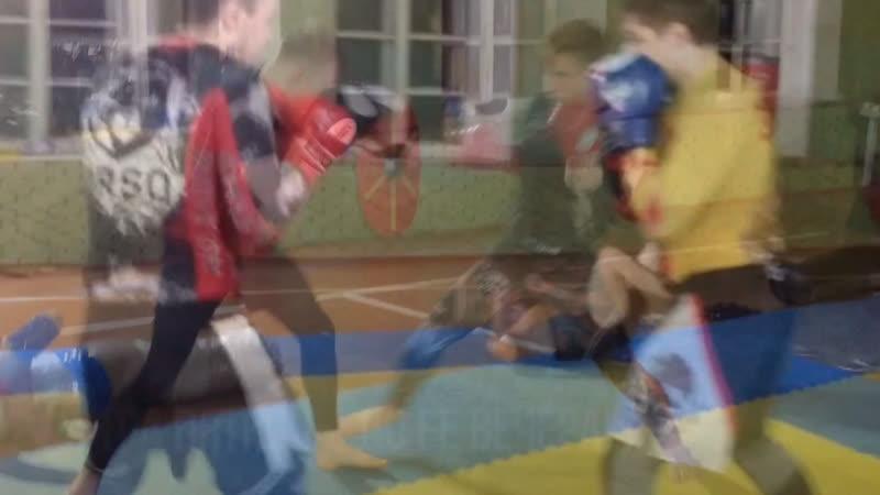 Тренировки по Смешанному Боевому Единоборству в городе Кирове