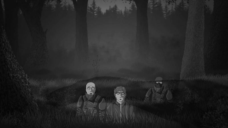 The Isle - Animated Fan Trailer
