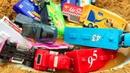 Мультики про Машинки Учим Цвета Русский Испанский Игрушки Развивающие Мультфильмы для Детей