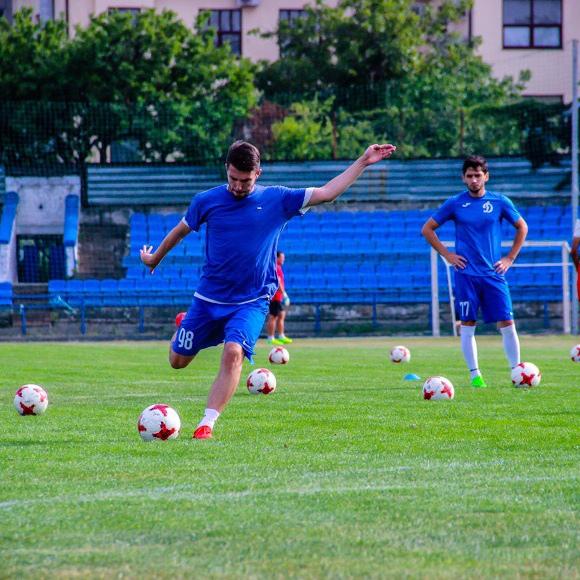 Футболисты «Динамо» первый сбор проведут в Ставрополе