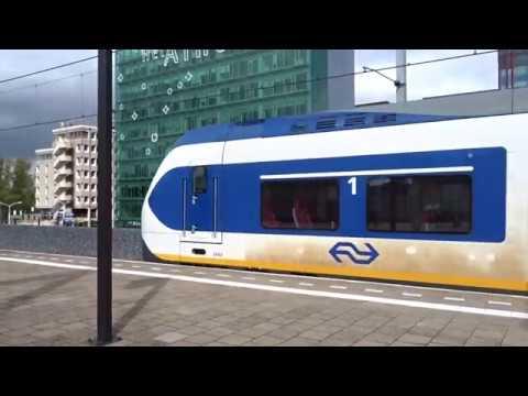 SLT naar Amsterdam Centraal vertrekt vanaf Station Almere Centrum!
