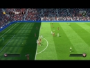 Fifa 18 Карьера игрока European int'l cup Полуфинал