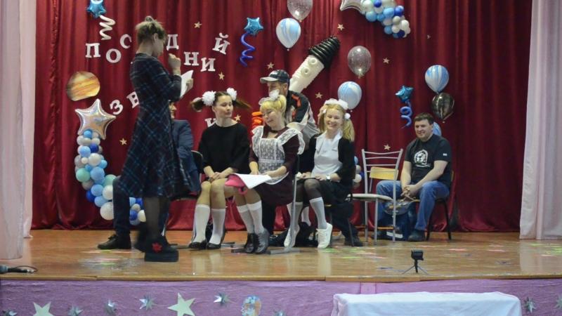 Ответное слово от родителей 3-В класса школы 141,педагог Ахтямова Татьяна Константиновна