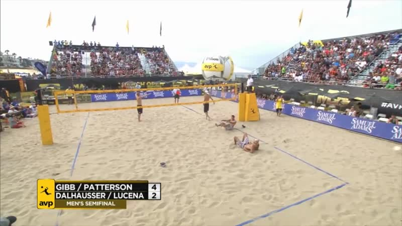 Are you kidding_!_! THIS is why we love the AVP Manhattan Beach Open. (1)