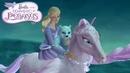 Анника отправляется в путь. Мультик Барби и волшебство пегаса.