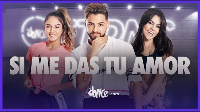 Si Me Das Tu Amor - Carlos Vives | FitDance Life (Coreografía Oficial)