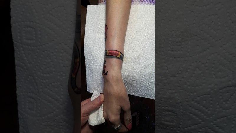 Татуировка в Черкассах 2018