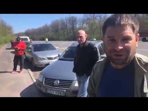 Авто Евро Сила Винница 2018 Начинаем работу по перегрузам на фурах Сохраним новую дорогу