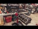 Ford 289 V-8 engine time-lapse rebuild (Fairlane, Mustang, GT350) _ Redline Rebu