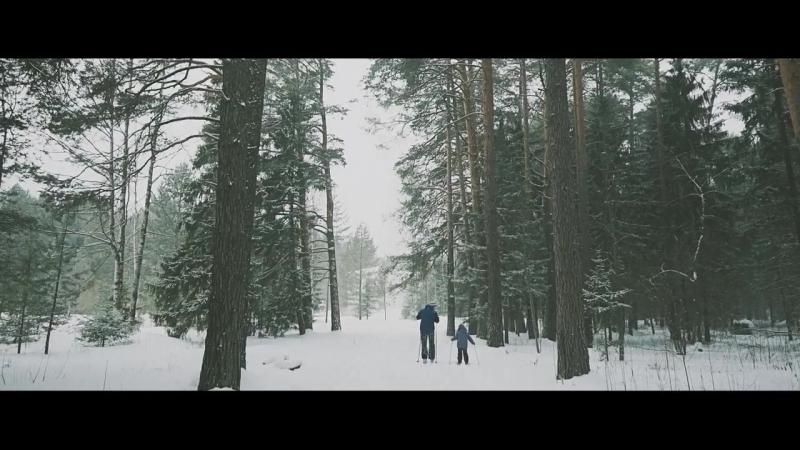 Зимняя Усть-Качка
