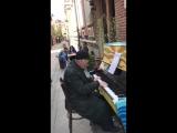 Тбилиси- музыка в кафе
