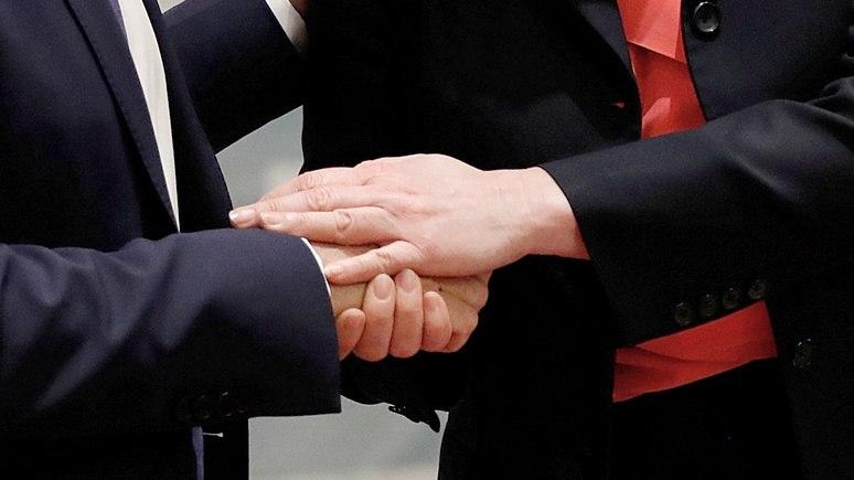 BR: в немецком рейтинге доверия Россия обошла США и без «помощи» Трампа