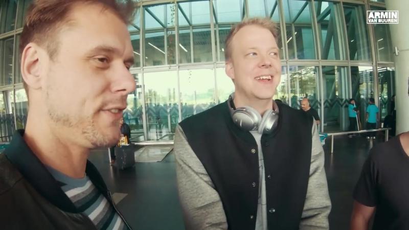 Armin Van Berrn-Thanks for your love support - TOP100DJSVOTE.DJMAG.COM