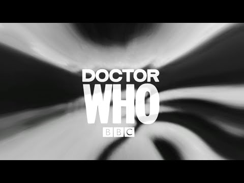 Доктор Кто - ремейк титров HD 1963 юбилей (Doctor Who 1963 Titles HD Anniversary Remake)