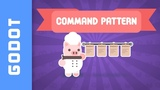 Design Patterns - Command Pattern for a Rewind Mechanic