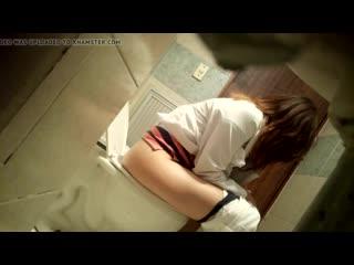Скрытая камера туалет.  voyeur_bathroom_001_the_nutritionist_girl_cdmx_720p
