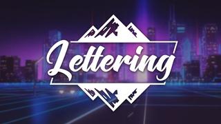 Видеоурок: Как сделать текстовый логотип в Фотошопе | How to make Lettering Text Logo in Photoshop