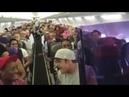 Elenco de O Rei Leão surpreende passageiros em voo na Austrália