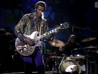 Chuck Berry with Rocking Horse BBC Theatre March 29 1972 xvid