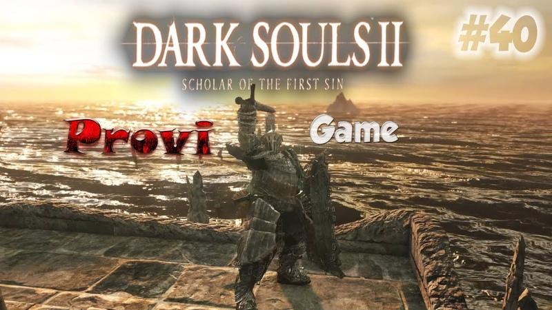 Dark Souls 2 Scholar Of The First Sin ► Освобождение последних рыцарей ►40