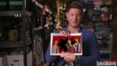 Supernatural Stars Jensen Jared and Misha read you a bedtime story