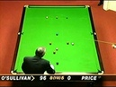 Ronnie O'Sullivan v Mick Price (World Championship 1997)