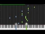 Пианино. Людвиг ван Бетховен - К Элизе HD, 1280x720p