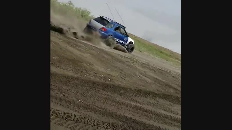 Off-road Subaru Impreza WRX Wagon