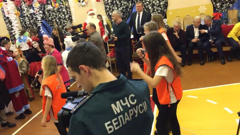 Благотворительный концерт в детском Городищенском доме интернате для детей инвалидов