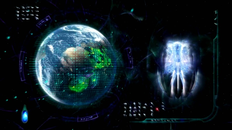 Command and Conquer 3 Tiberium Wars Scrin Intro German [HD]