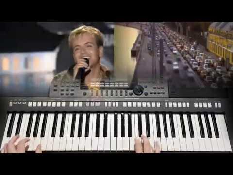 Ай-Яй-Яй Руки Вверх Шатунов Губин Yamaha PSR-S775/S975/Genos Style DanceHit1-S775