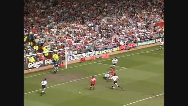 Классика Английской Премьер Лиги 08 05 1993 Liverpool vs Tottenham Hotspur