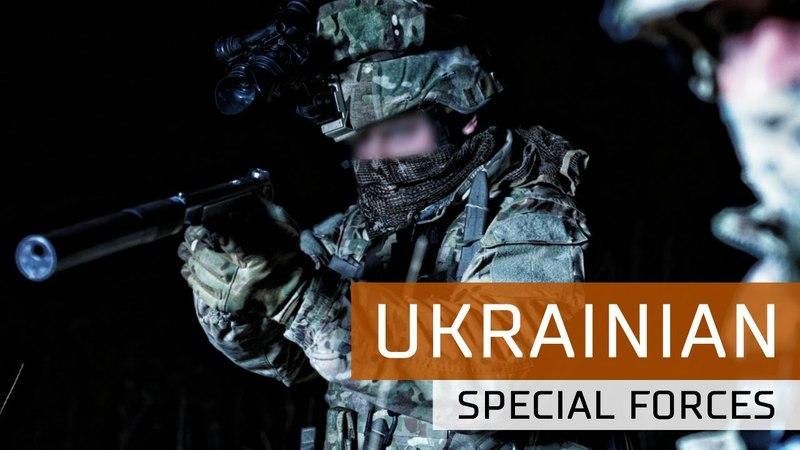 Ukrainian SPECIAL FORCES Life for Homeland