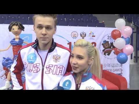 Сборная России победительница вторых в истории российско китайских молодёжных зимних игр