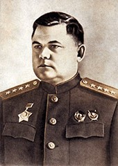 Генерал армии Н.Ф. Ватутин