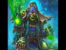 "Hagatha the Witch"" from Hearthstone's new expansion"